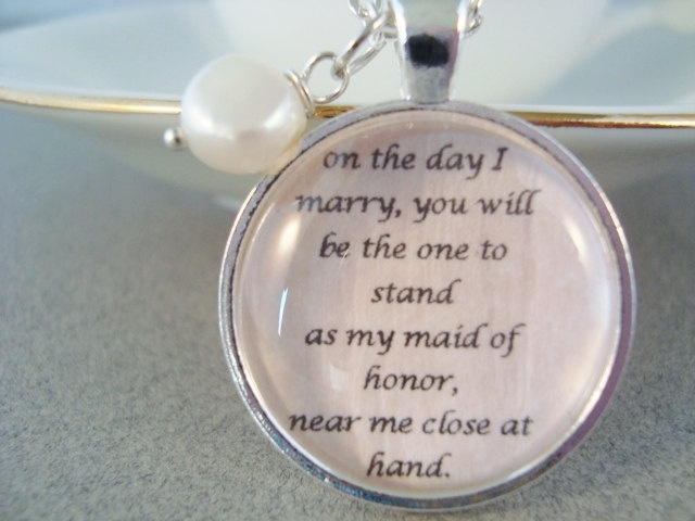 40 best Maid of honor images on Pinterest | Wedding ideas, Wedding ...