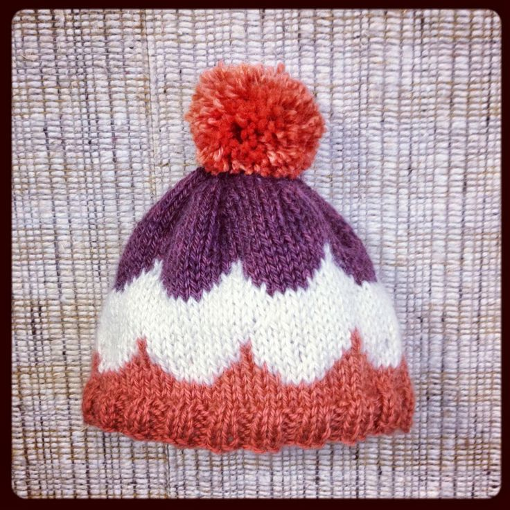 298 best Knit: Hats images on Pinterest   Knit hats, Knitting hats ...