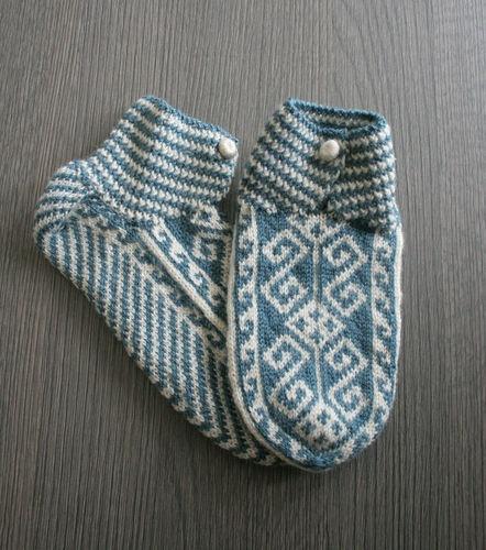 AUTHENTIC TURKISH HANDMADE KILIM KNITTED WOOL SOCKS SLIPPER SOCKS SKI BED SOCKS   eBay
