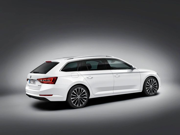 In September, the new ŠKODA Superb Combi will celebrate its premiere at the 66th International Motor Show (IAA) in Frankfurt am Main in Germany.  The new model will be launched onto the first markets in the same month ---> http://goo.gl/p8xlkc #newsuperbcombi