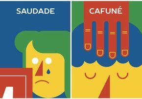 A continuación os presento una lista con mis 8 palabras favoritas en portugués brasileño.