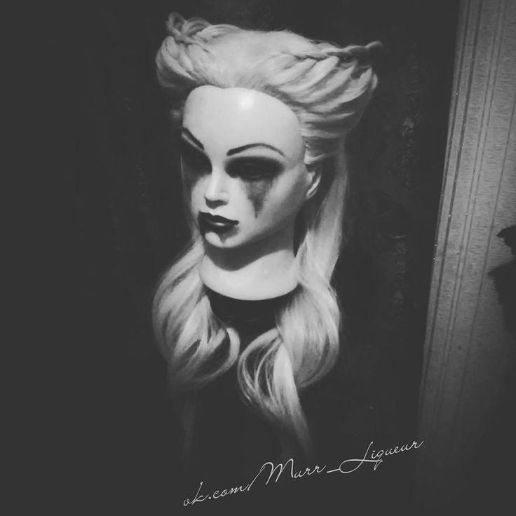 Halloween не отпускает  10 мин на всё про всё в 2:30 ночи Happy Halloween✨ #hairstyle #hairstyleGorlovka #Gorlovka #прически #прическиГорловка #косы #косыГорловка #косички #косичкиГорловка #плетение #плетениекос #плетениекосГорловка #парикмахер...