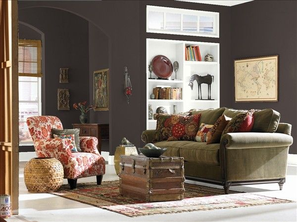Dutch Boy Anchoring Neutral This Is The Paint Color For My New Living Room This Room Has A