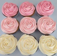 sam's club rose cupcakes - Google Search