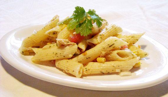 Ensalada Veraniega - Comida Gourmet Italiana. (Visita el link para obtener la receta completa)
