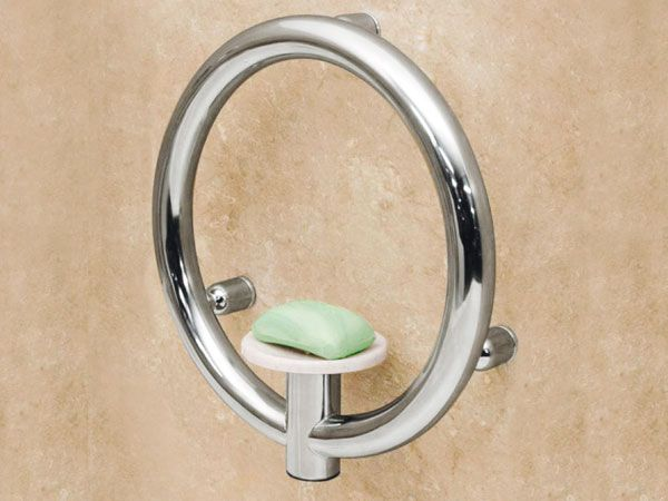 thisoldhouse.com | from The TOH Top 100: Best New Home Products 2013. Invisia soap dish, grab bar $325 American Standard