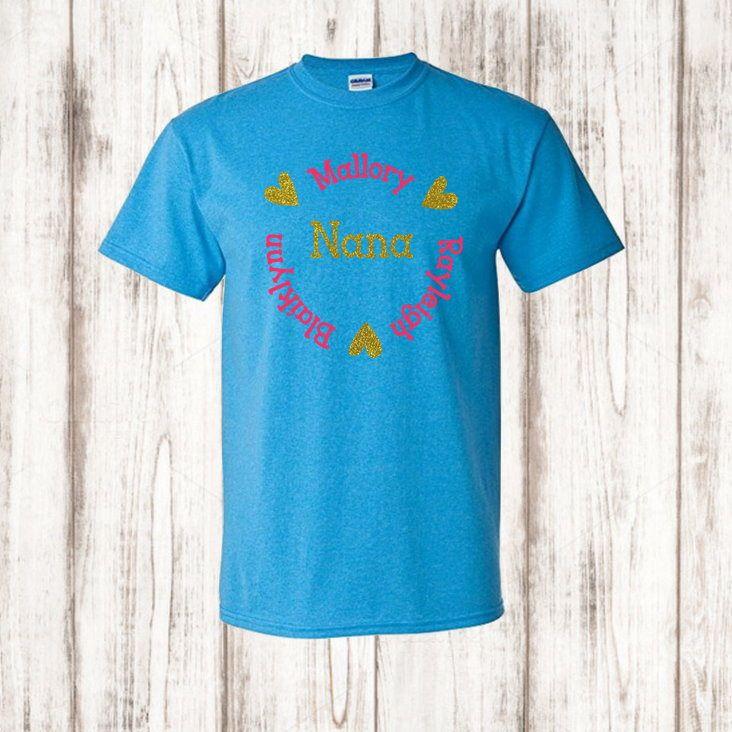 A personal favorite from my Etsy shop https://www.etsy.com/listing/540516460/grandpa-grandma-t-shirt-custom-t-shirt