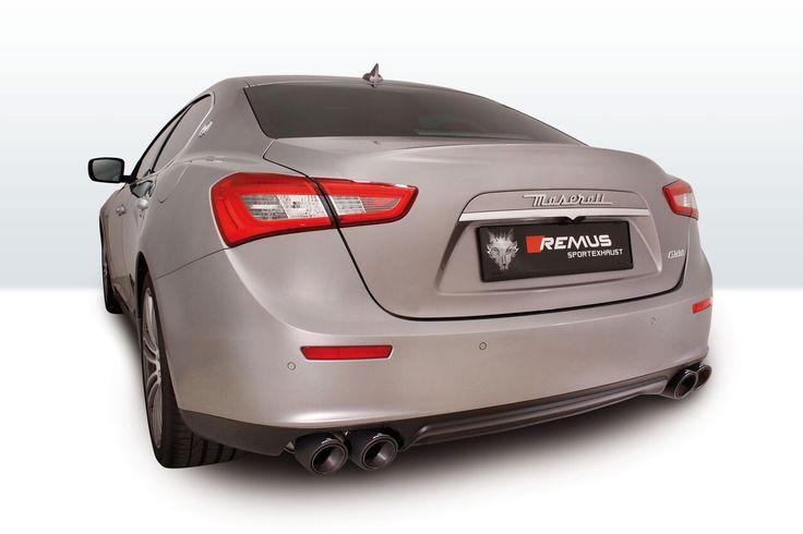 Nawet legendarne Maserati potrzebuje nieraz więcej mocy!  Dlatego posiadaczom modelu Ghobli Diesel proponujemy Powerizer REMUS INNOVATION! Dzięki modułowi Wilka, moc auta z Trójzębem wzrasta do 280 KM a moment obrotowy do 640 Nm. Powerizer Remus do szybkość, pewność i bezpieczeństwo!  Sprawdź w Remus Polska http://www.remus-polska.pl/