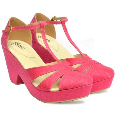 CANDY pink - UP | Shoes with passion + purpose