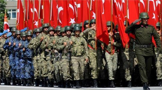 Haberin Ola!   İstanbul'da bugün bu yollar kapalı - 30 Ağustos Zafer Bayramı provası sebebiyle bazı yollar trafiğe kapatıldı.