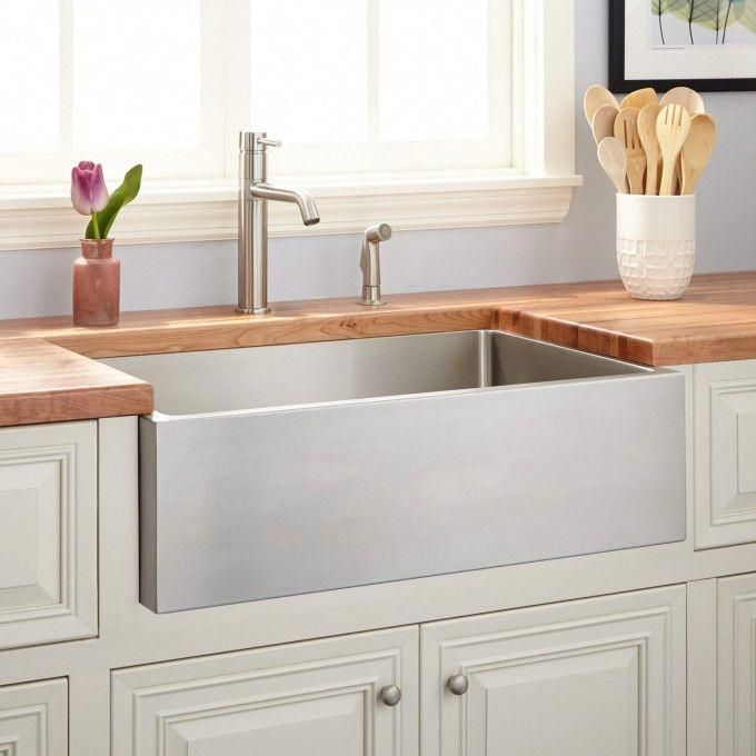 27 Optimum Farmhouse Sink Made Of Stainless Steel Aus