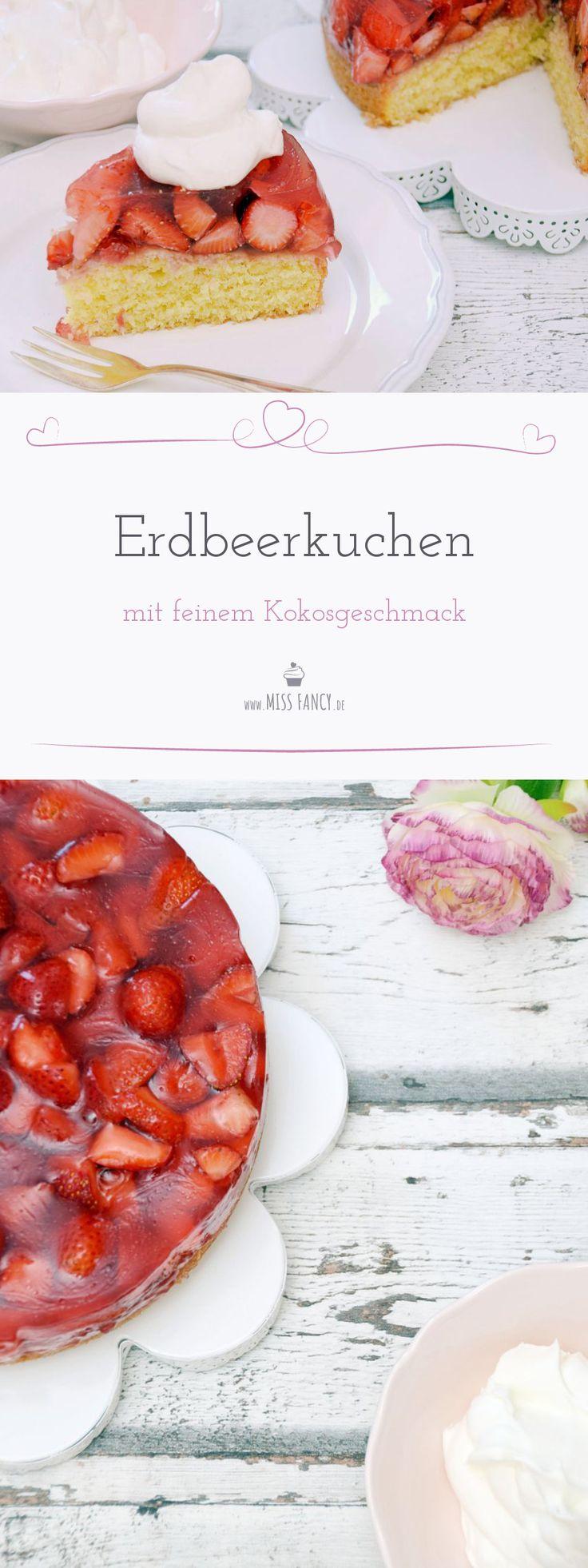 die besten 25 erdbeer sahne torte ideen auf pinterest nachspeisen rezepte mit erdbeeren. Black Bedroom Furniture Sets. Home Design Ideas
