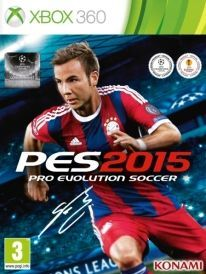 pro Evolution Soccer PES 2015 Xbox 360 Game Pro Evolution Soccer PES 2015 XBOX 360 is centered on the mantra lsquo