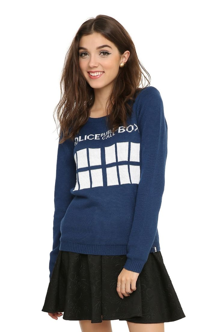 """This New """"Doctor Who"""" Clothing Line Is Size-Inclusive And Awesome"""