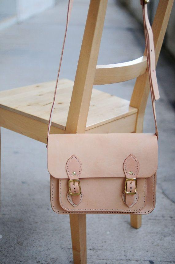 Handmade Leather Oxford Bag/ School Bag/ Shoulder Bag/ Messenger Bag on Etsy, ฿3,900.00