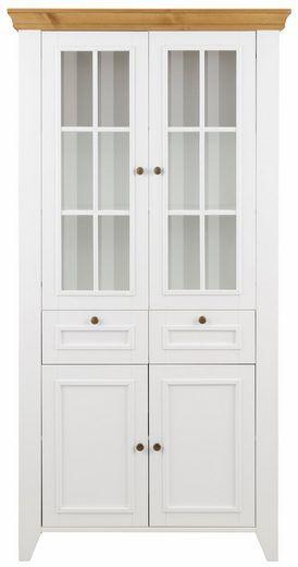 Home affaire Vitrine »Skandinavia«, Höhe 191 cm