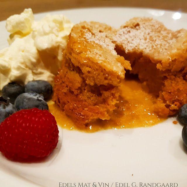 Edels Mat & Vin: Dulce de Leche Lava Cake 💕