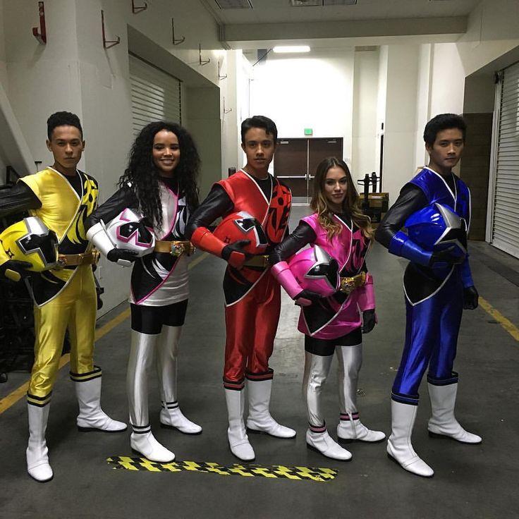 La nueva temporada de Power Rangers ya ea oficial y aquí está lo que fue revelado ayer en la Power Morphicon