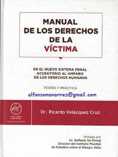 LIBROS EN DERECHO: DERECHOS DE LA VICTIMA