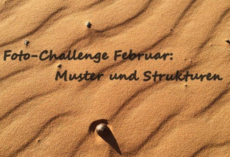 Einladung zur Foto-Challenge Februar: Muster und Strukturen