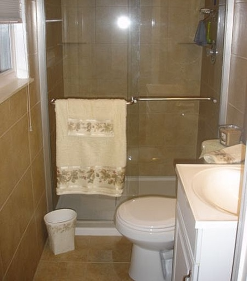Bathroom - Smallness