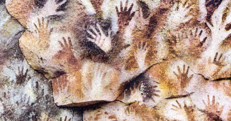 The Cueva de las Manos, Río Pinturas, contains an exceptional assemblage of cave art, executed between 13,000 and 9,500 years ago. It takes its name (Cave of the Hands) from the stencilled outlines of human  ...