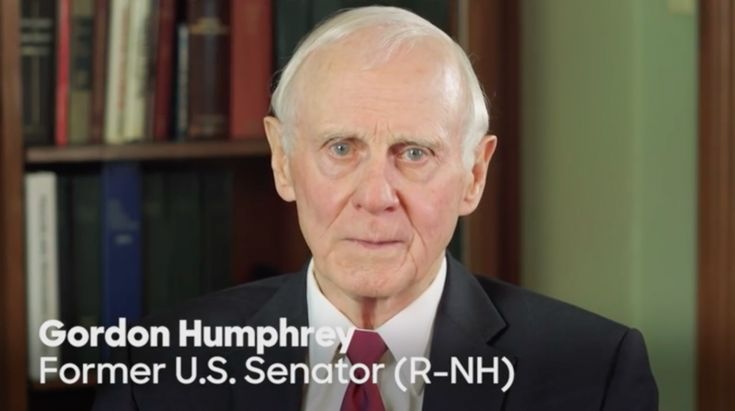 """A staunchly Republican voice in New Hampshire announced Sunday that he's backing Hillary Clinton for president.  """"On Tuesday, millions of lifelong Republicans will vote against Donald Trump.  Many anti-Trump Republicans, including Sen. Kelly Ayotte, R-N.H., have said they will cast a write-in vote for"""