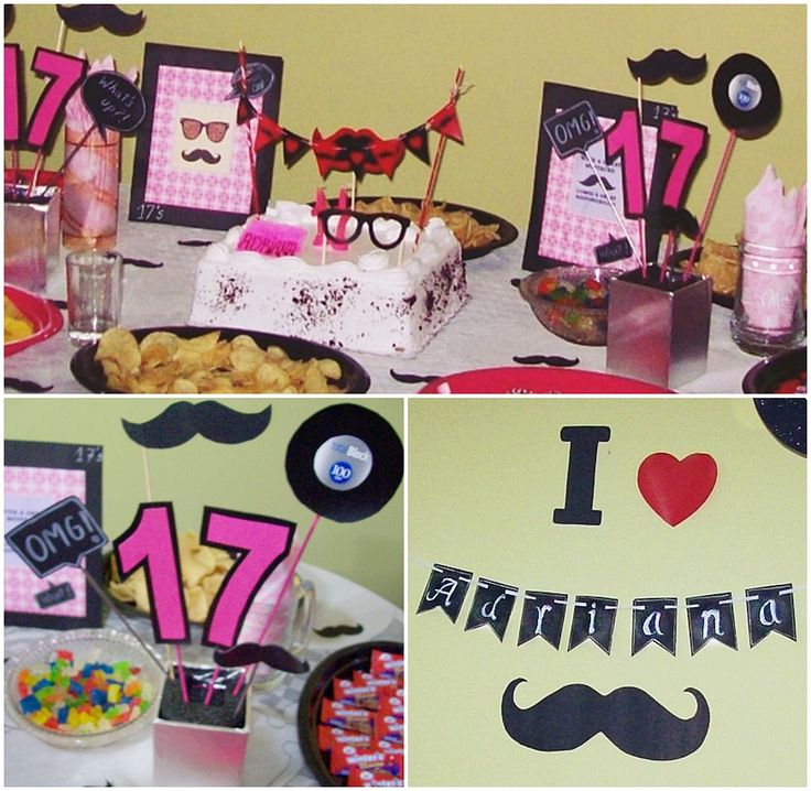 Decorations at a Mustache Party #mustache #partydecor #hipster #bigote #mostacho #DIY #Photoprops