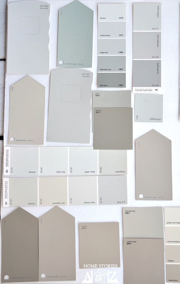 Best 25 sherwin williams collonade gray ideas on for How to make grey color paint