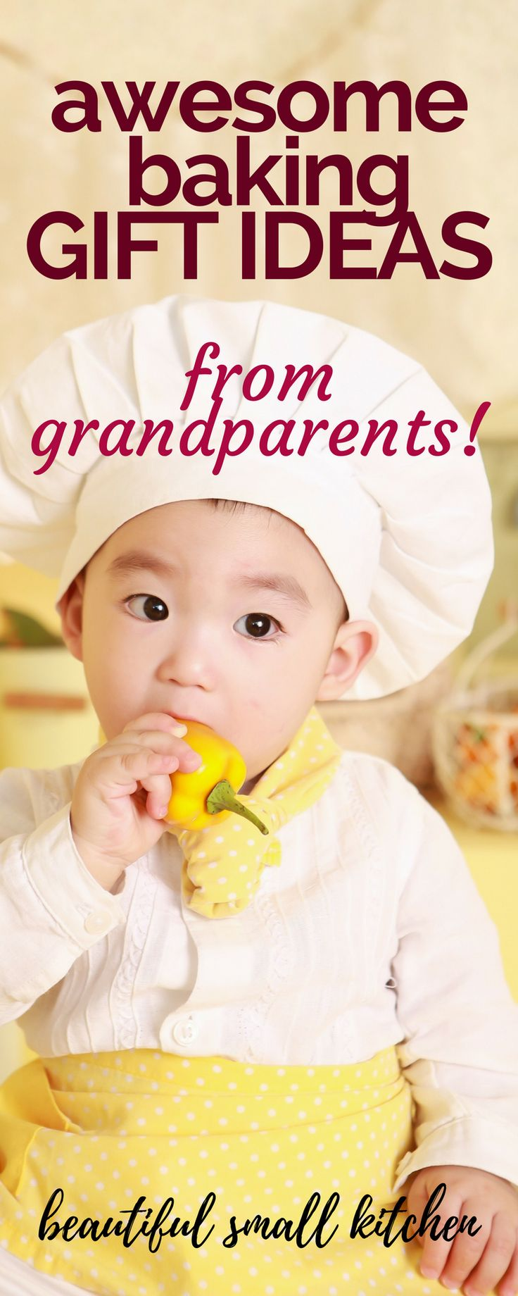 Baking gift ideas for toddlers, preschoolers and all little ones. Ideal for grandparents, parents, stocking fillers, favorite aunties etc. #grandchildren #giftsforpreschoolers #bakingwithkids #giftsforgrandchildren