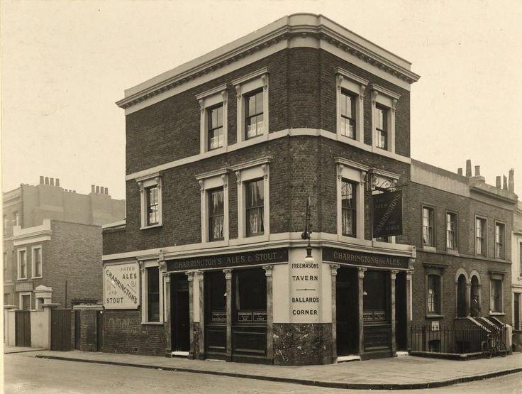 Freemasons Taven, 61 Howard Road, Stoke Newington
