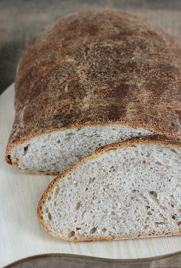Chleb oliwski na zakwasie żytnim