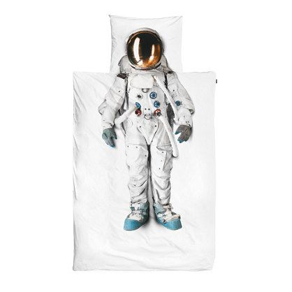 Kids' Snurk™ astronaut bedding - Boys - Gift Guide - J.Crew Oh you have to be kidding! Love this!!!