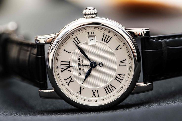 Mont blanc men's watches
