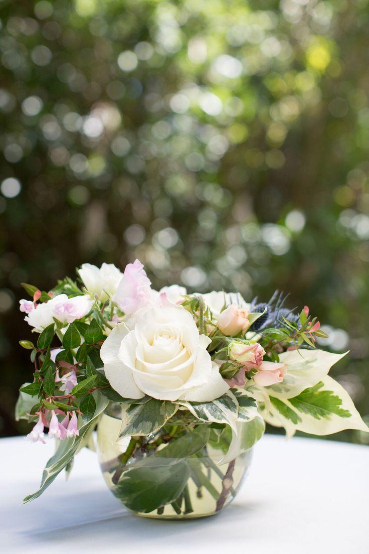 Weiße Rosen für romantische Hochzeiten