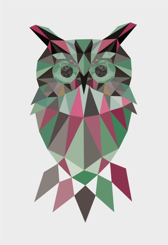 Low Poly Animals on Behance