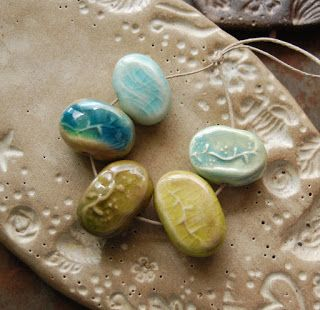 Art and Resin and Ceramic Beads