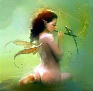 Naked Faerie 25
