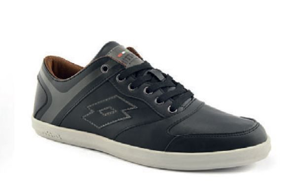 lotto R5015 ADEV Siyah Erkek Günlük Spor Ayakkabısı
