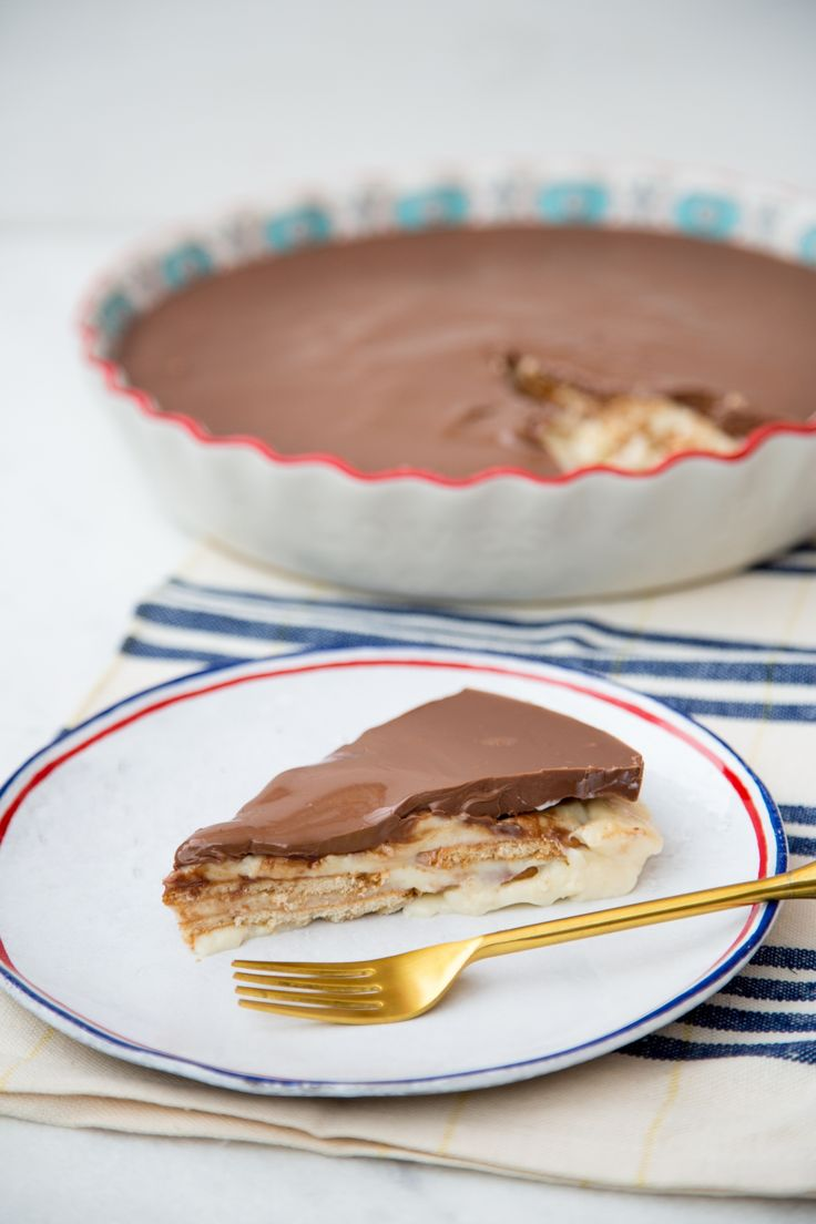 Torta de bolacha de chocolate com Pathy dos Reis | Vídeos e Receitas de Sobremesas