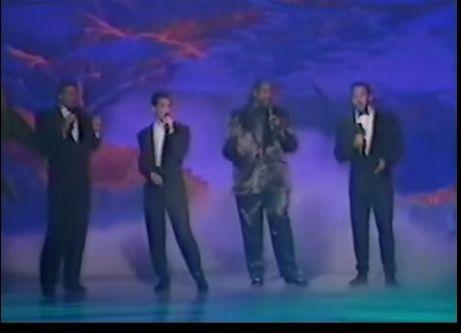 "Music Wednesday: Al B. Sure, James Ingram, Barry White & El DeBarge Perform ""Secret GArden"" At 1991 Soul Train Awards"