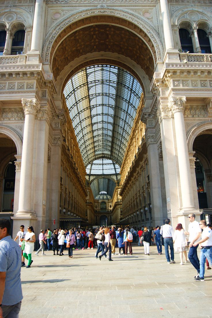Galleria Vittorio Emanuele II by more11219 on 500px