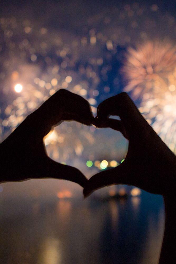 Love Fireworks #fireworks #love #vancouver #englishbay