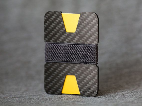 credit card holder carbon fiber