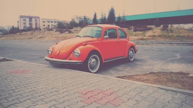 Vw, bettle, ankara