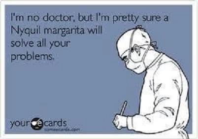 :)  LOLBut, Amen, Cheer, Bahaha, So True, Nyquil Margaritas, Concur, Cure, Agree