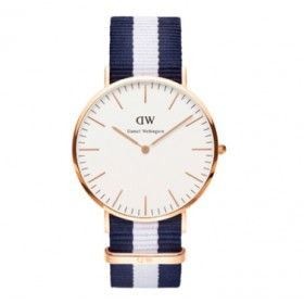Daniel Wellington Clasic  Man Glasgow  Rose