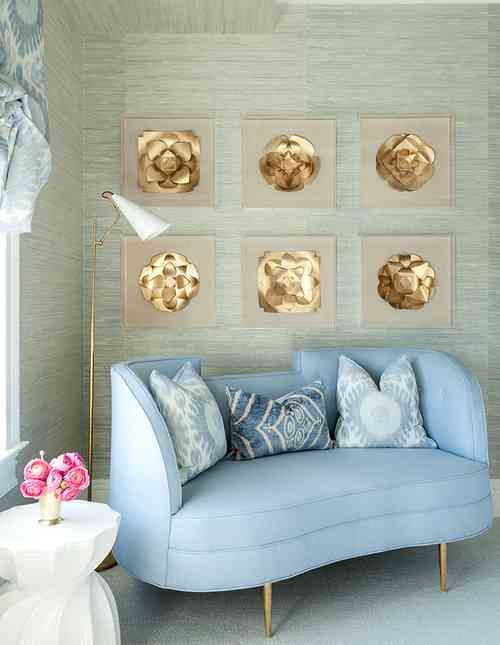 Ode to East Hampton by Anna Burke Interiors | The English Room