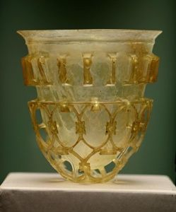 The earliest known use of glassware occurred in Ancient Mesopotamia. Its use was later copied and refined by several civilizations including, but not limited to, the Romans, Greeks and Egyptians.
