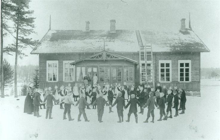 Härkälän kansakoulu